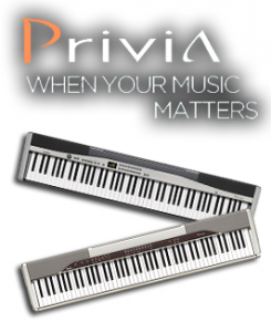 Privia Piano Empire