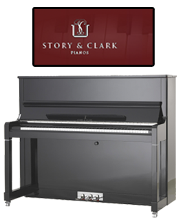 Story & Clark Grand Piano Empire