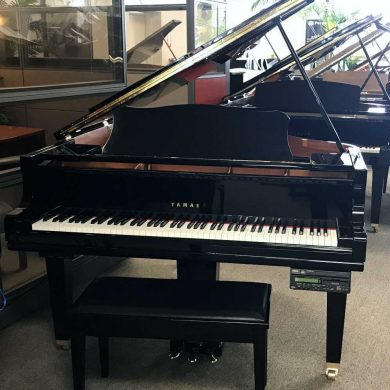 Yamaha DGC1 Player Baby Grand
