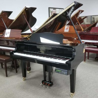 Yamaha DGB1 Disklavier Player Baby Grand