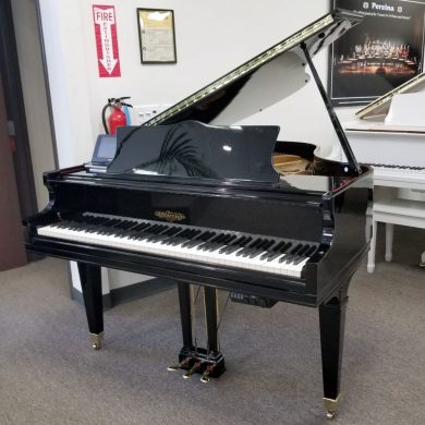 Chickering Player Baby Grand